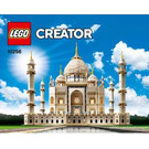 LEGO Taj Mahal Set 10256 Instructions