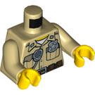 LEGO Boat Driver Minifig Torso (76382)