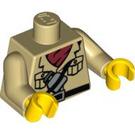 LEGO Tan Explorer Torso (88585)
