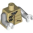 LEGO Tan Hoth Rebel Trooper Torso (76382)