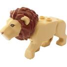 LEGO Tan Lion (77589)