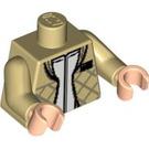 LEGO Tan Princess Leia Torso (76382)