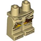 LEGO Tan Pyro Minifigure Hips and Legs (52810)
