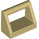 LEGO Tan Tile 1 x 2 with Handle (2432)