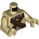 LEGO Tan Tusken Raider Minifig Torso (76382)