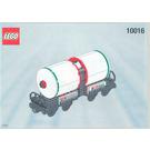 LEGO Tanker Set 10016 Instructions