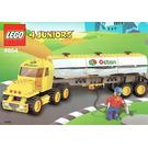 LEGO Tanker Truck Set 4654