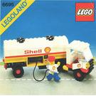 LEGO Tanker Truck Set 6695