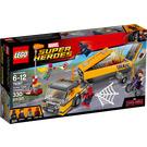 LEGO Tanker Truck Takedown Set 76067 Packaging