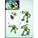 LEGO Tanma Set 8944 Instructions