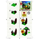 LEGO Target Practice Set 30062 Instructions