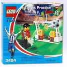 LEGO Target Practice Set 3424 Packaging