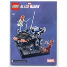 LEGO Taskmaster's Ambush Set 77905 Instructions