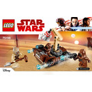 LEGO Tatooine Battle Pack Set 75198 Instructions