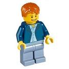 LEGO Taxi Driver Minifigure