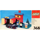 LEGO Taxi Garage Set 368