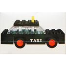 LEGO Taxi Set 605-2