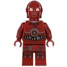 LEGO TC-4 Protocol Droid Minifigure