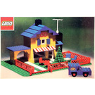 LEGO Tea Garden Cafe Set 361-1