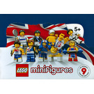 LEGO Team GB Olympic Minifigures Box of 60 Packets Set 8909-18
