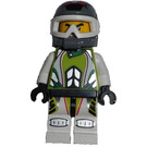 LEGO Team X-treme Daredevil Minifigure