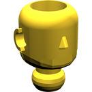 LEGO Technic Action Figure Head (2707)