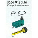 LEGO Technic Competition Accessories Set 5204