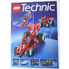 LEGO Technic Poster - 1991