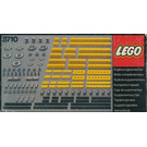 LEGO Technical Elements Set 8710
