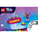 LEGO Techno Reef Dance Party Set 41250 Instructions