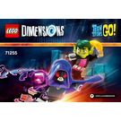 LEGO Teen Titans Go! Team Pack Set 71255 Instructions