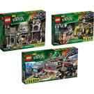 LEGO Teenage Mutant Ninja Turtles Collection Set 5004239