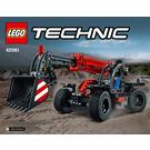 LEGO Telehandler Set 42061 Instructions