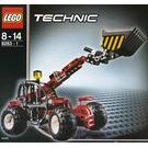 LEGO Telehandler Set 8283