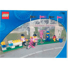 LEGO Telekom Race Cyclists and Service Crew Set 1198 Instructions