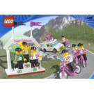 LEGO Telekom Race Cyclists and Winners' Podium Set 1199