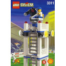 LEGO Television Tower Set 3311