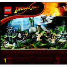 LEGO Temple Escape Set 7623 Instructions