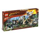 LEGO Temple Escape Set 7623 Packaging