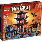 LEGO Temple of Airjitzu Set 70751 Packaging