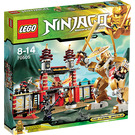 LEGO Temple of Light Set 70505 Packaging