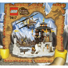 LEGO Temple of Mount Everest Set 7417