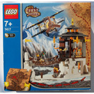LEGO Temple of Mount Everest Set 7417 Packaging