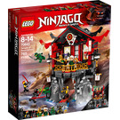 LEGO Temple of Resurrection Set 70643 Packaging