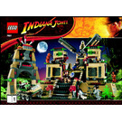 LEGO Temple of the Crystal Skull Set 7627 Instructions