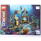 LEGO Temple of the Endless Sea Set 71755 Instructions