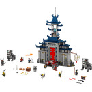 LEGO Temple of the Ultimate Ultimate Weapon Set 70617