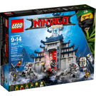 LEGO Temple of the Ultimate Ultimate Weapon Set 70617 Packaging