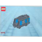 LEGO Tender Set 3742 Instructions