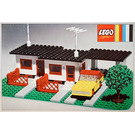 LEGO Terrace House with Car and Garage Set 353